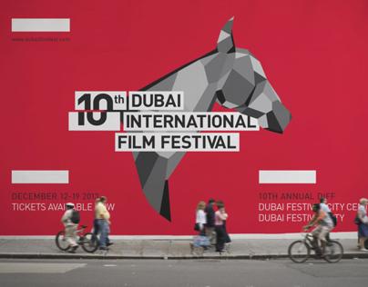 Dubai Film Festival Rebrand Pitch