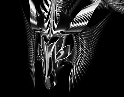 Dark Platinum Prince Artwork