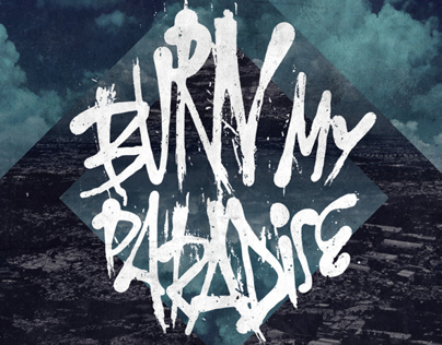 Logotype Burn My Paradise