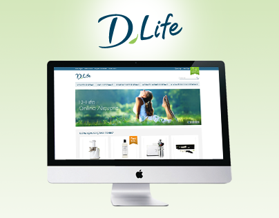 D-Life Shopping Site