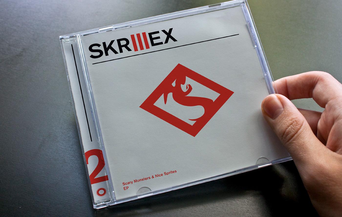 Skrillex: Rephlex Re-branding