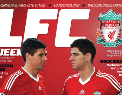 LFC Magazine Covers