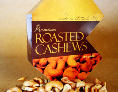 Cashew Nut Package Design