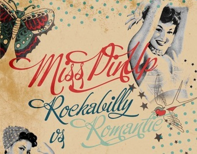 Flayer Contest MISS PIN UP IYALIA