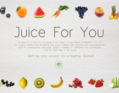 Juice For You