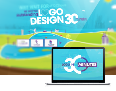 Logo In 30 Minutes - Website