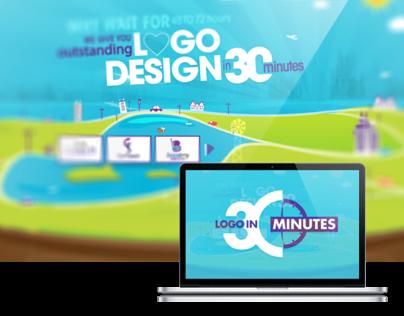 Logo In 30 Minutes - Website