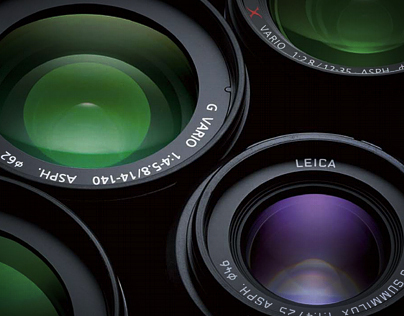 Lumix G Lenses Catalog
