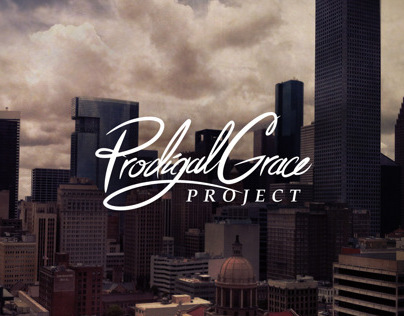 Prodigal Grace Project re brand.