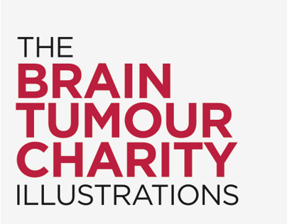 The Brain Tumour Charity - Icon Illustrations