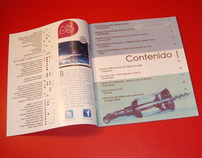 Revista Bisuca, Editorial Design + Video Projection