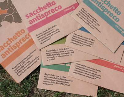 Food Waste // Sacchetto Antispreco