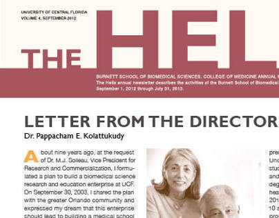 The Helix Newsletter