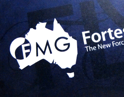 Fortescue Logo Refresh and Visual Brand Identity Design