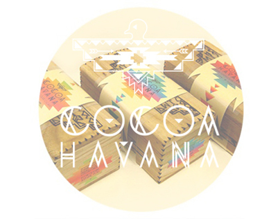 Cocoa Havana Chocolate Cigars Packaging & Advertisement