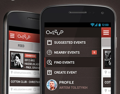 Owzzup Android Version
