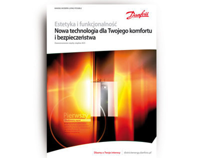 DANFOSS heating Poland - selected works 2008-2011