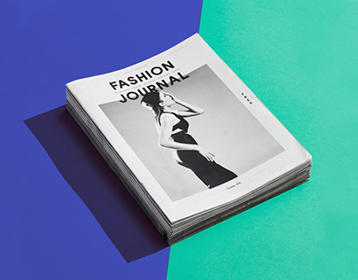 Fashion Journal Redesign