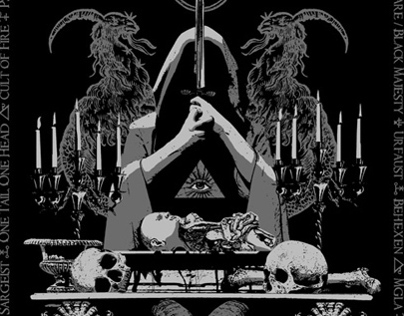 Nidrosian Black Mass IV