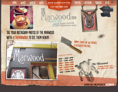 The Marwood | Ver 2.0