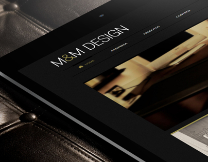 M&M Design website