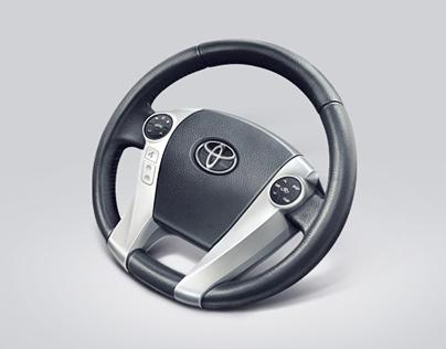 Toyota icons
