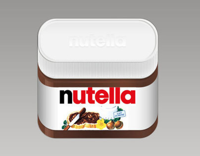 Nutella app icon
