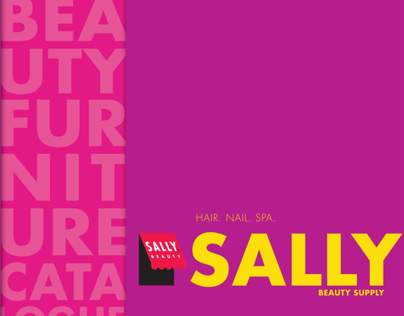 Ayc Product Catalogue for Sally Beauty Supply