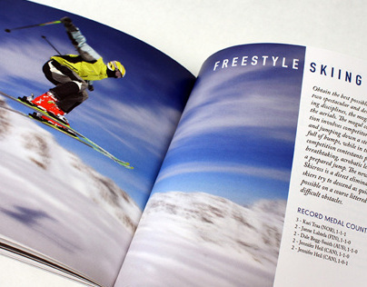 Olympic Skiing Factbook