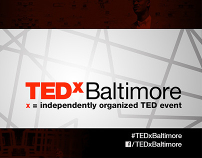 TEDxBaltimore Motion Graphics