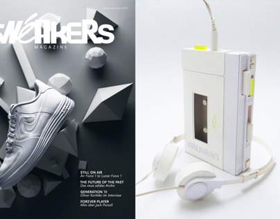 Papercraft - Sneakers Magazine