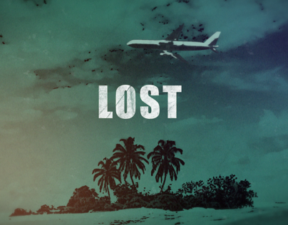 Alternative opening credits LOST (TV)