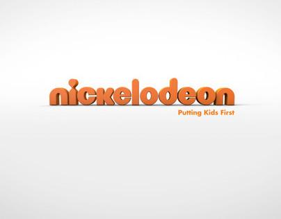 Cartoon Network + Nickelodeon IDs