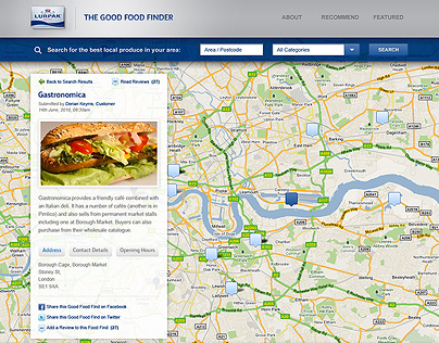 Lurpak ~ The Official Website & The Good Food Finder