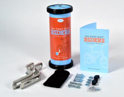 Riders Training Wheels