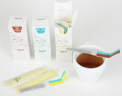 THÉ-M PACKAGING