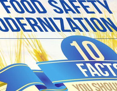 Infographic: The Food Safety Modernization Act