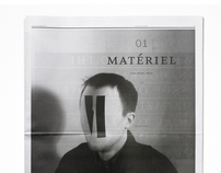 Matériel Magazine: Issue One