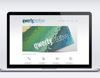 QwertyCreat!ve Website and Network