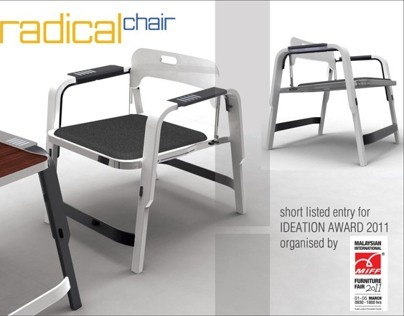 Radical chair