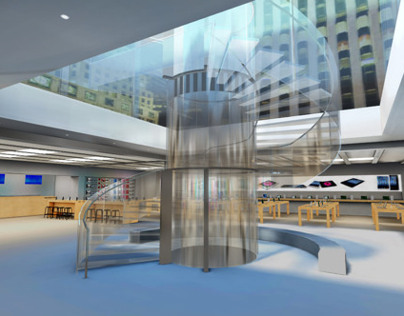 Apple Store Interactive Presentation