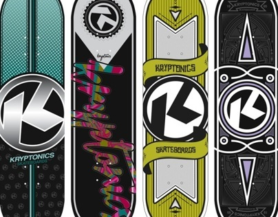 Kryptonics Skateboards