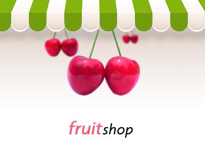 Fruit Shop (PSD)