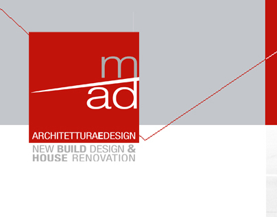 mad / logos, corporate image, web site
