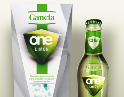 Gancia ONE packaging