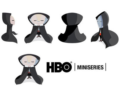HBO character design
