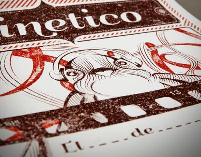 CINETICO / Poster