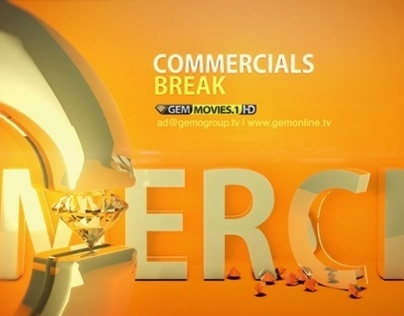 GEM TV Commercial Break