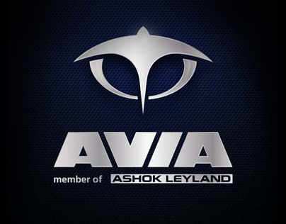 Redrawing logos for AVIA