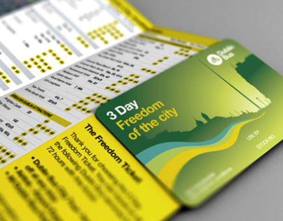 Dublin Bus Freedom Ticket